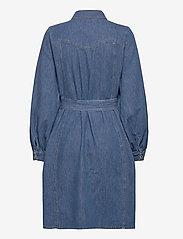 Gestuz - KayoGZ dress AO20 - shirt dresses - l.a. blue - 1