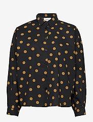 Gestuz - JacintaGZ OZ shirt AO20 - chemises à manches longues - tapenade dot - 0