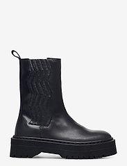 Gestuz - MarleeGZ chunky boots - bottes de pluie - dark navy - 1