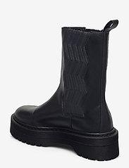 Gestuz - MarleeGZ chunky boots - bottes de pluie - dark navy - 2