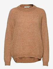 Gestuz - DebbieGZ pullover - trøjer - tannin - 0