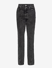 Gestuz - AleahGZ HW jeans SO21 - slim jeans - storm grey - 1