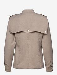 Gestuz - ViraGZ shirt SO21 - overshirts - walnut - 2