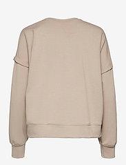 Gestuz - ChrisdaGZ sweatshirt - sweatshirts - pure cashmere - 2