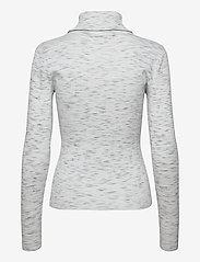 Gestuz - LiaGZ rollneck MS21 - trøjer - off white melange - 4