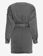 Gestuz - AleahGZ dress - hverdagskjoler - storm grey - 2