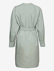 Gestuz - JilanGZ shirt dress MS21 - hverdagskjoler - slate gray - 2