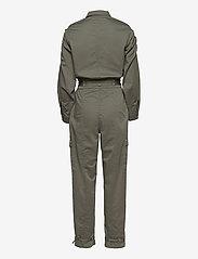 Gestuz - NeenaGZ jumpsuit MS21 - jumpsuits - dark army - 2