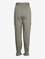 Gestuz - NeenaGZ HW pants - casual bukser - dark army - 2