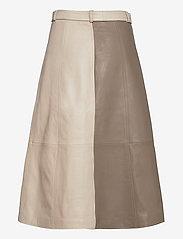Gestuz - RoxanneGZ HW skirt - midinederdele - pure cashmere - 2