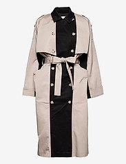 Gestuz - MaiGZ trenchcoat - trenchcoats - pure cashmere - 1
