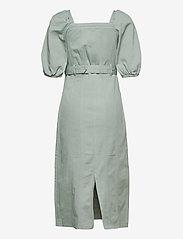 Gestuz - BellioGZ dress - sommerkjoler - slate gray - 2