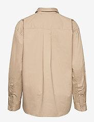 Gestuz - MeluaGZ OZ shirt - langærmede skjorter - pure cashmere - 2