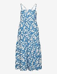 Gestuz - MynteGZ dress - sommerkjoler - blue flower - 1