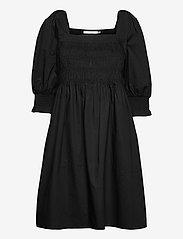 Gestuz - LenaGZ dress - sommerkjoler - black - 1