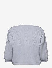 Gestuz - SoleyGZ cardigan - cardigans - xenon blue - 2