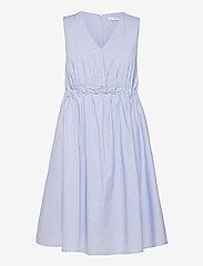 Gestuz - SoriGZ short dress - sommerkjoler - xenon blue - 1