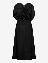 Gestuz - SvalaGZ dress - sommerkjoler - black - 2