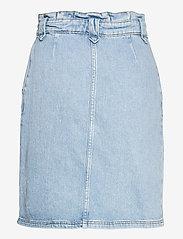 Gestuz - ElmaGZ HW skirt - midi nederdele - light blue - 2