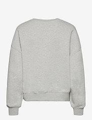 Gestuz - RubiGZ sweatshirt NOOS - sweatshirts & hættetrøjer - light grey melange - 2
