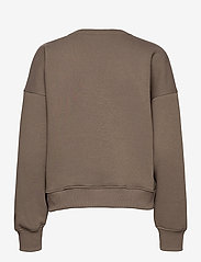 Gestuz - RubiGZ sweatshirt - sweatshirts & hættetrøjer - earth - 2