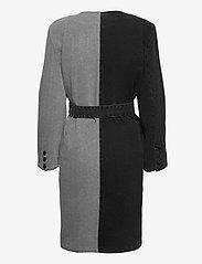 Gestuz - SillaGZ blazer dress - hverdagskjoler - washed grey - 2