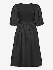 Gestuz - CristinGZ dress - hverdagskjoler - black - 2