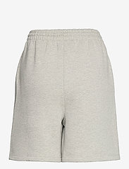 Gestuz - NankitaGZ HW shorts - shorts casual - light grey melange - 2