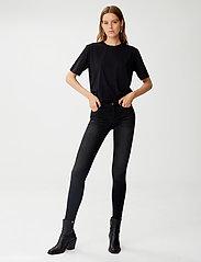 Gestuz - MaggieGZ Jeans NOOS - skinny farkut - charcoal grey - 0