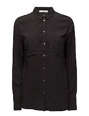 Jemma shirt NOOS - BLACK