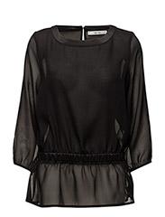 Blair blouse AO16 - BLACK