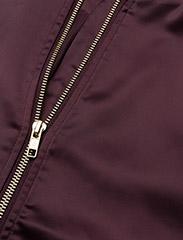 Gestuz - Georgie bomber jacket YE16 - bomber jakker - winetasting - 2
