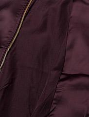 Gestuz - Georgie bomber jacket YE16 - bomber jakker - winetasting - 4