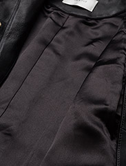 Gestuz - Vatan jacket YE16 - nahkatakit - black - 5