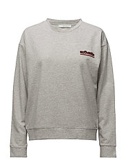 Magarita grey pullover AO17 - L.GREY MELANGE