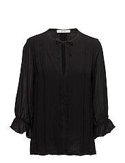 Ria blouse AO17 - BLACK