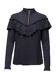 Hanne blouse ZE4 16 - DEEP WELL