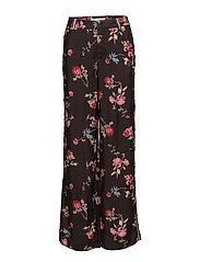 Moxie pants MA17 - WREN FLOWER