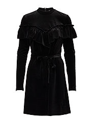 Locklyn dress MA17 - BLACK