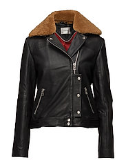 Kate jacket MA17 - BLACK
