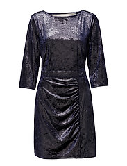 Sparkle dress YE17 - PURPLE HAZE