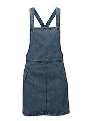 Margaret dress SO18 - 90S BLUE