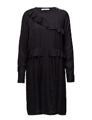 Giovanna dress SO18 - DEEP WELL