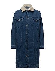 Deona jacket SO18 - CAROLINA BLUE