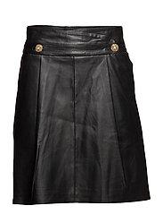 Abbie skirt SO18 - BLACK