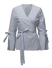 Beatriz blouse SO18 - KENTUCKY BLUE