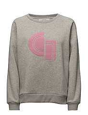 Carlotta pullover SO 18 - L.GREY MELANGE