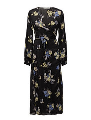 Aia wrap dress SO18 - AIA PRINT
