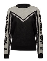 Ramona pullover SO18 - BLACK