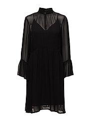 Baxtor dress SO18 - BLACK